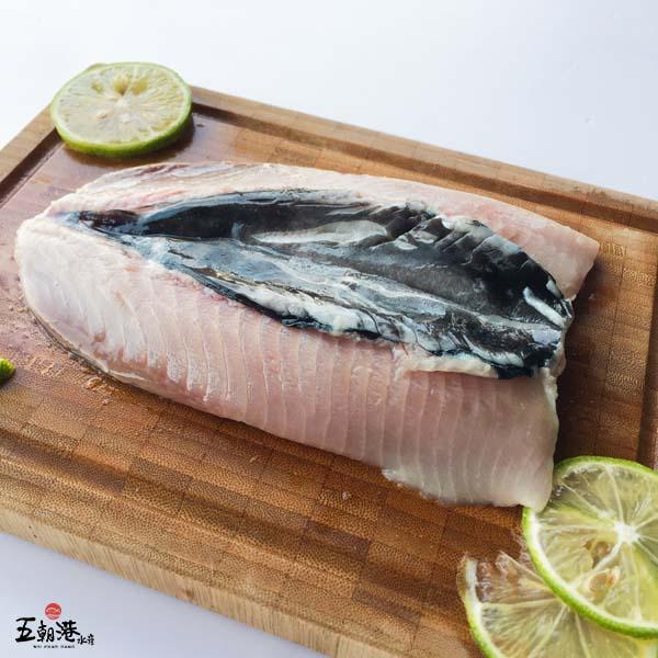 無刺虱目魚肚(150-170G/片) 無刺 虱目魚 虱目魚肚 台南 美食 海鮮 水產