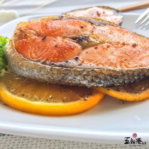 (團購)大西洋小鮭魚2片組 200g±5% 鮭魚,大西洋鮭魚,小鮭魚,海鮮團購,魚貨批發,水產批發,五朝港,海鮮宅配,永康批發,批發