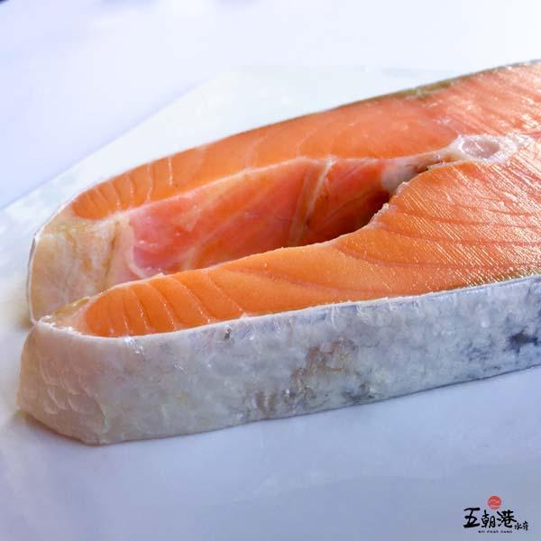 (團購)超厚切頂級大西洋鮭魚 375g±10% 鮭魚,海鮮,冷凍水產,台南永康,鮭魚好處,鮭魚食譜,鮭魚營養,鮭魚料理,鮭魚炒飯,大西洋鮭,海鮮批發,批發,永康批發