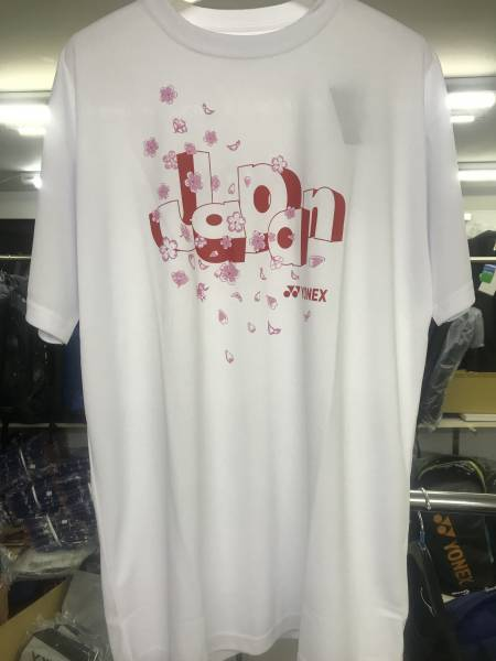 YONEX YOB21026EX 日本限定應援衫 YONEX,YOB21026EX ,限定,應援衫