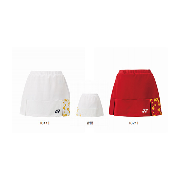 YONEX 26066EX 日本國家隊短裙 (女) YONEX,26066EX,運動短裙,女