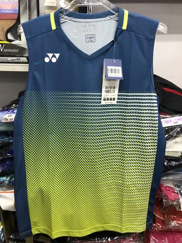 YONEX 10337EX 國際戰略運動上衣(男款無袖) YONEX