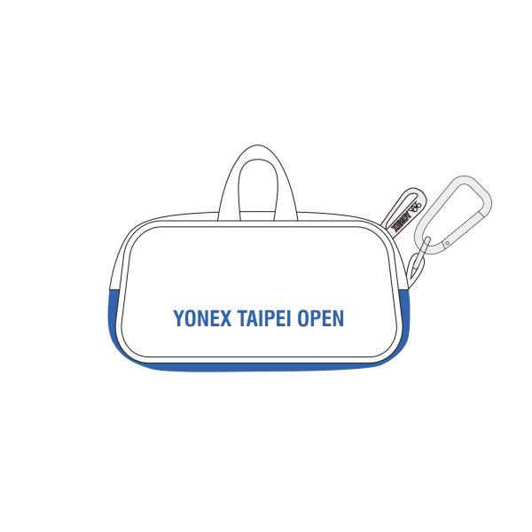 YONEX YOBT1909TR 台北羽球公開賽紀念零錢包 YONEX,YOBT1909TR,台北羽球公開賽,紀念零錢包,限量TP OPEN紀念商品