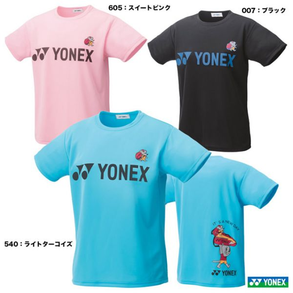 零碼出清 YONEX 16480Y 受注會限定T恤 (女) YONEX,16480Y,零碼出清