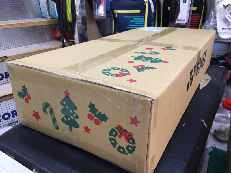 YONEX X'mas 聖誕節褔箱 YONEX,聖誕節褔箱