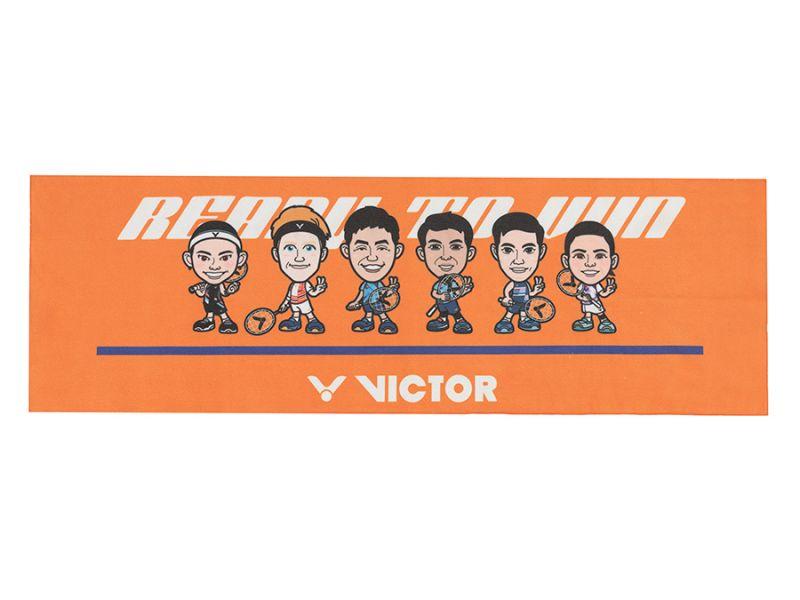 VICTOR 勝利V小隊 Q版群星 應援毛巾 C-4170 VICTOR,勝利V小隊,Q版群星,應援毛巾,C-4170