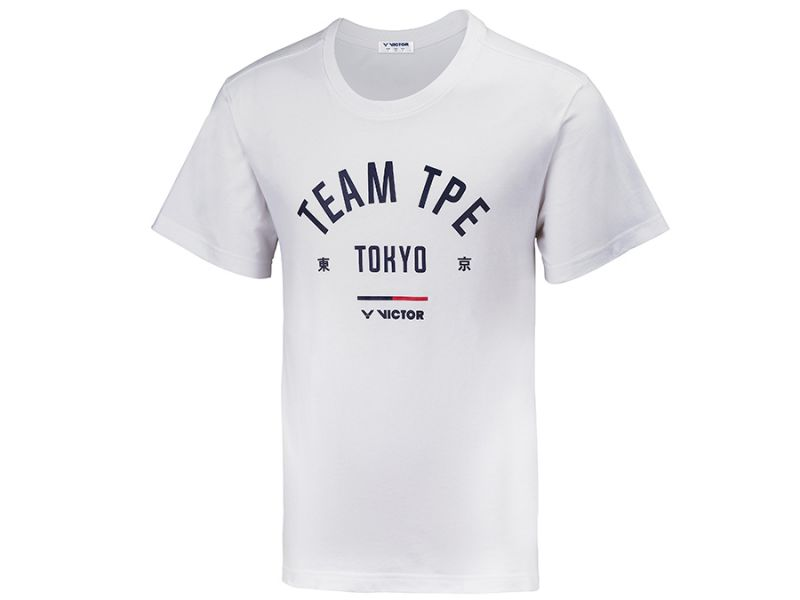 VICTOR T-2022 東京奧運中華隊應援服(中性款) VICTOR,T-2022,東京奧運,中華隊,運動上衣