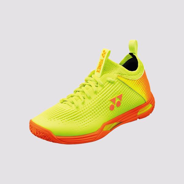 YONEX POWER CUSHION ECLIPSION Z WIDE 專業羽球鞋(黃/橘)(男女款)(寬楦) YONEX,SHBELZ2WEX,專業羽球鞋,男女款