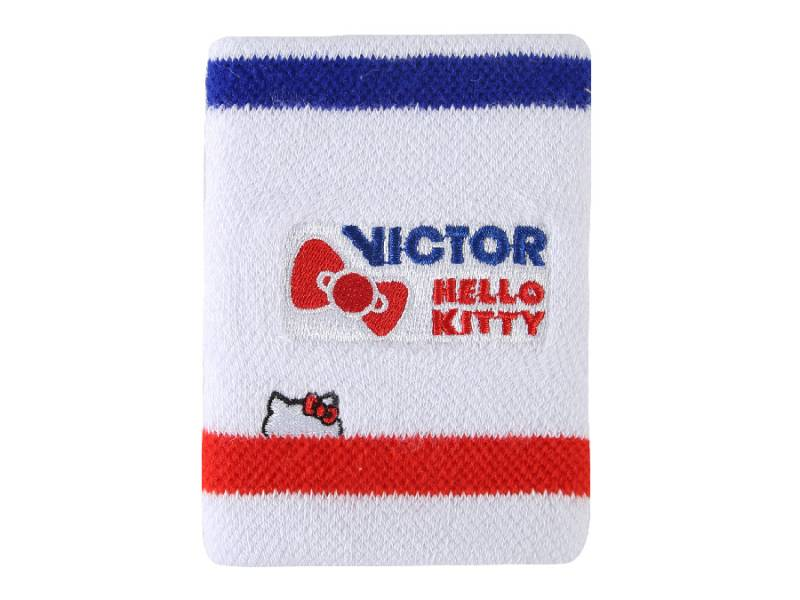 VICTOR x HELLO KITTY 聯名運動護腕 VICTOR ,HELLO KITTY,聯名運動護腕,C-2064