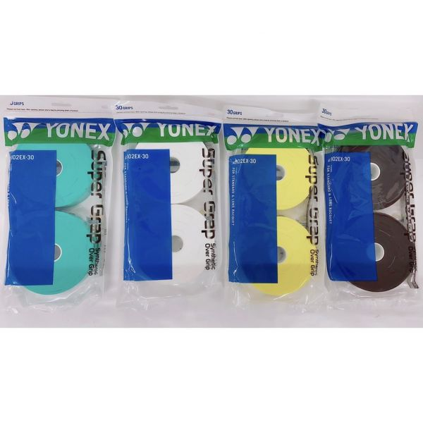YONEX AC102EX-30 握把布(30條入)