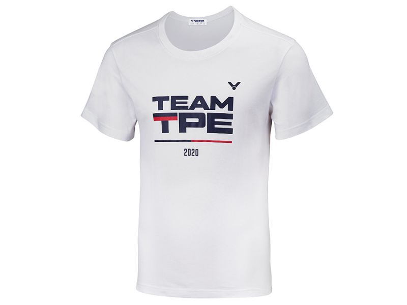 VICTOR T-2021 東京奧運中華隊應援服(中性款) VICTOR,T-2021,東京奧運,中華隊,運動上衣