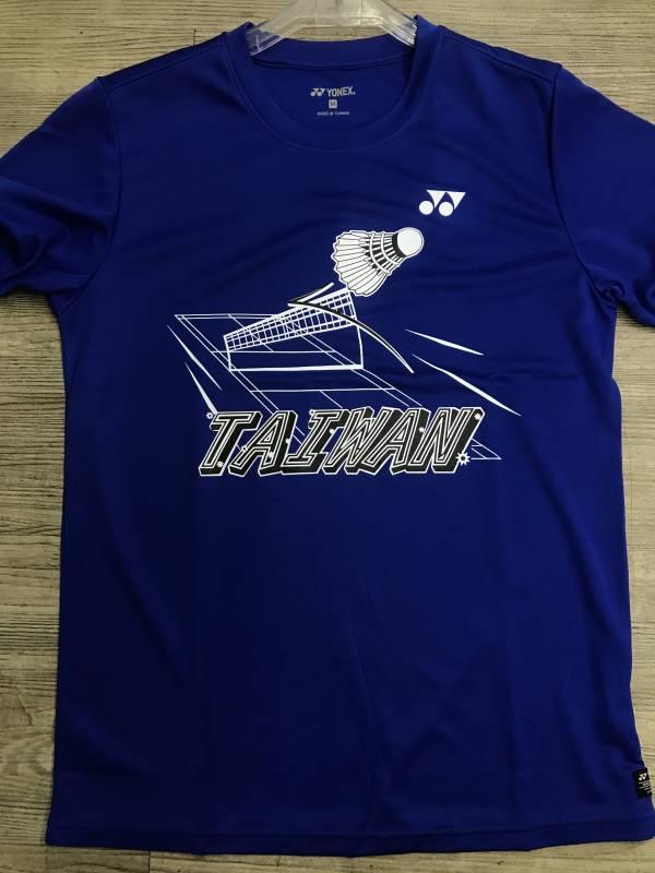 YONEX 男T恤 YOBT1005TR 台北羽球公開賽紀念衫 YONEX,男T恤,YOBT1005TR,台北羽球公開賽,紀念衫,限量TP OPEN紀念商品