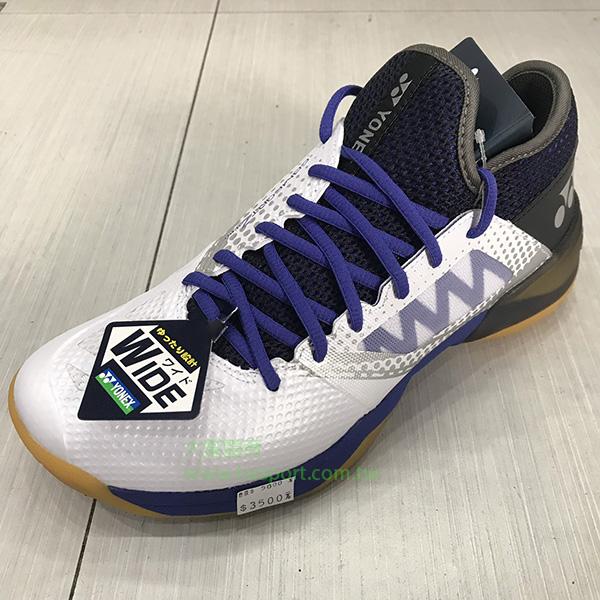 YONEX POWER CUSHION COMFORT Z2W MID 男女羽球鞋(寬楦) YONEX,SHBCFZ2WM,羽球鞋,男