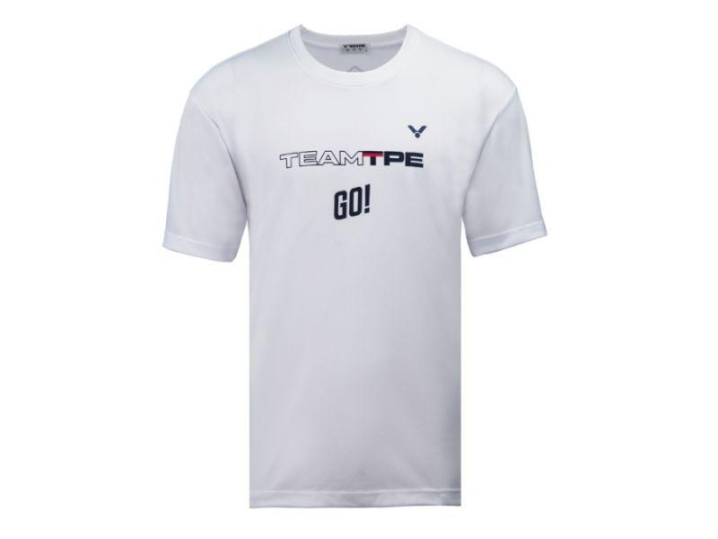 VICTOR T-2106 A 中華隊奧運應援服- TEAM TPE GO(中性款) VICTOR,T-2106A,東京奧運,應援服