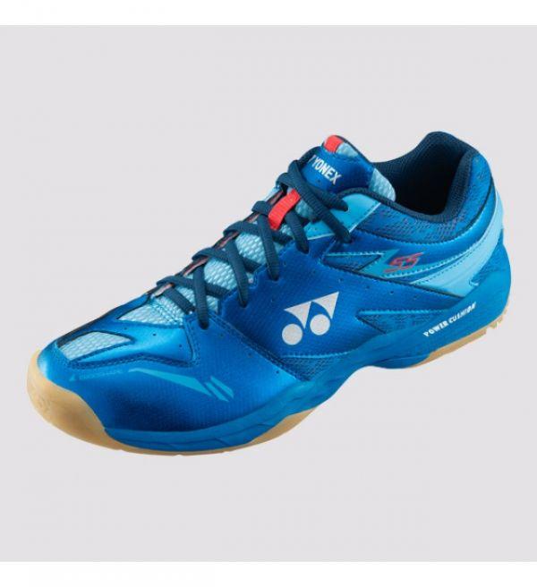 YONEX POWER CUSHION 55 男女羽球鞋(藍) YONEX,55EX,羽球鞋,男女款