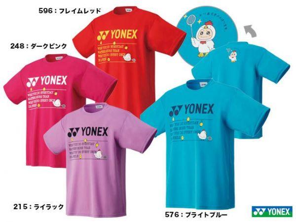 零碼出清 YONEX 16301Y 受注會限定文化衫 YONEX,16301Y,受注會限定,文化衫,零碼出清