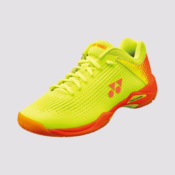 YONEX POWER CUSHION ECLIPSION X 專業羽球鞋(黃/橘)(男女款) YONEX,SHBELX2EX,專業羽球鞋,男女款