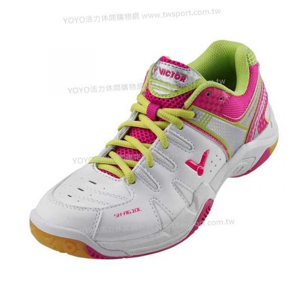 零碼出清 VICTOR SH-A610LAQ 專業羽球鞋 (女款) 零碼出清,VICTOR