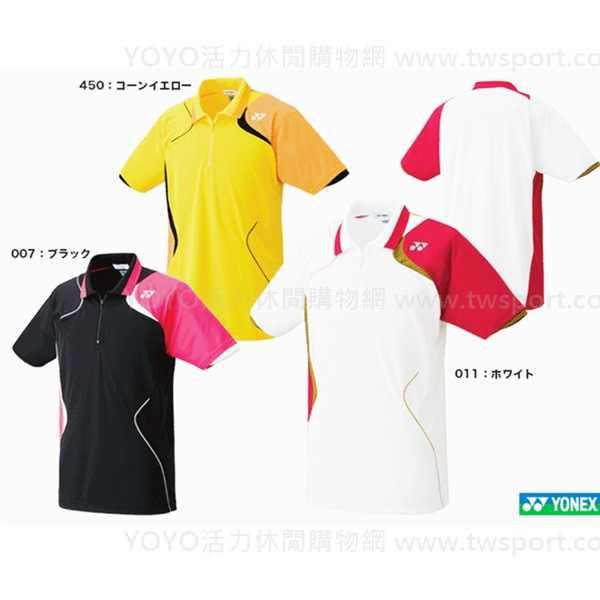 YONEX 10142 運動POLO上衣  (男/中性) YONEX,10142 ,JP,男,運動上衣
