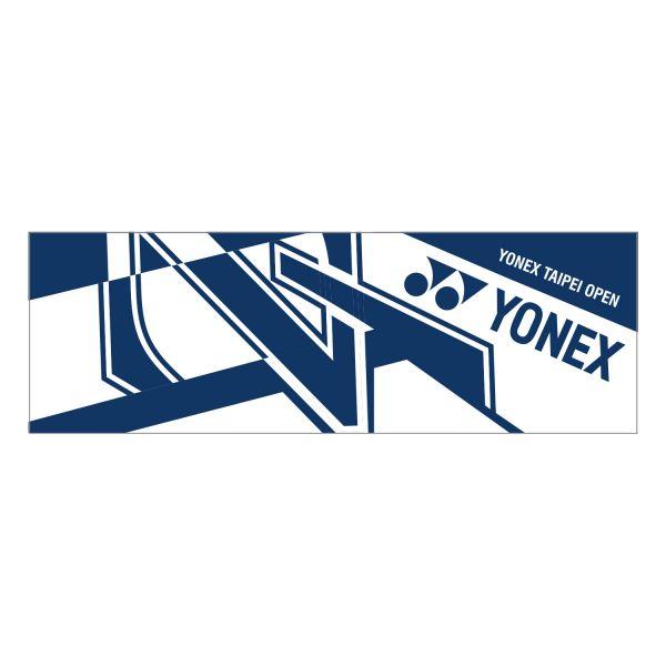 YONEX YOBT1603TR 台北羽球公開賽紀念毛巾 YONEX,YOBT1603TR,台北羽球公開賽,紀念毛巾,限量TP OPEN紀念商品