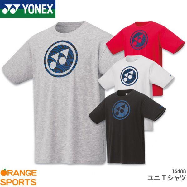 零碼出清 YONEX 16488Y 受注會限定文化衫 YONEX,16488Y,受注會限定,文化衫,零碼出清
