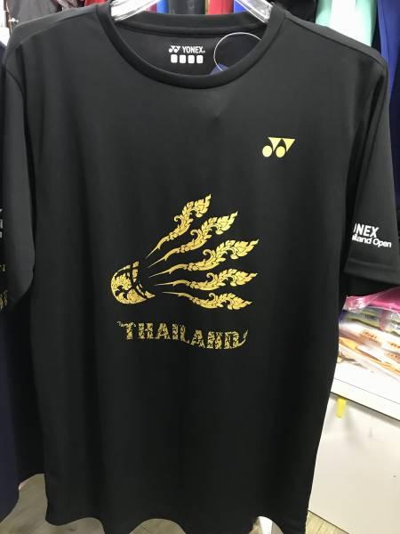 YONEX YOB21055EX TOYOTA泰國羽球公開賽紀念T恤 YONEX,YOB21055EX,泰國公開賽紀念衫