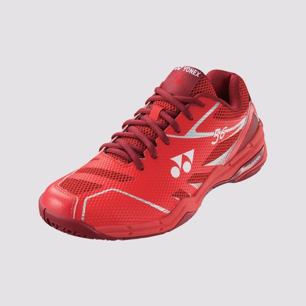 YONEX POWER CUSHION 56 男女羽球鞋(紅) YONEX,56EX,羽球鞋,男女款