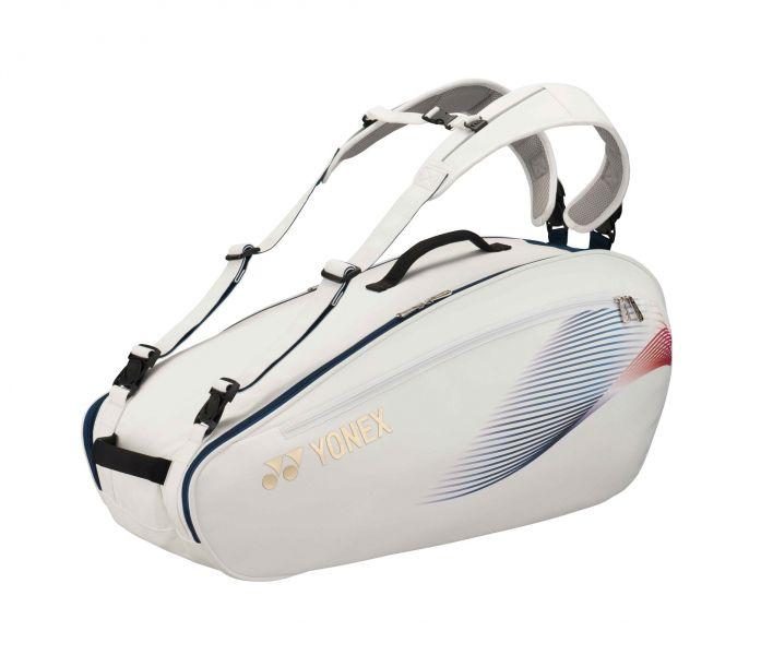 YONEX BA26LTDEX 白金網羽球袋(六支裝) 2020限定款 YONEX,BA26LTDEX