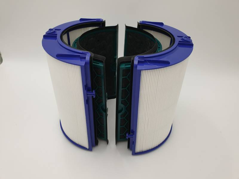 Dyson空氣清淨機適用濾網 Dyson DP04 TP04 HP04清淨機 適用 HEPA 活性碳濾網