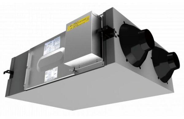 智控儀+全熱+淨化箱(150CMH~1000CMH)