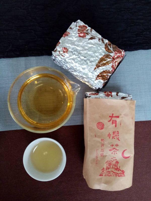 【老茶鋪子】2011年金萱烏龍老茶-君悅茶葉手作茶
