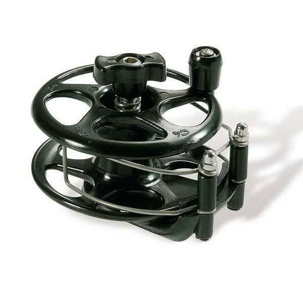 C4 MPL55 Delrin Reel 捲線器,魚槍,魚槍捲線器,輪軸,