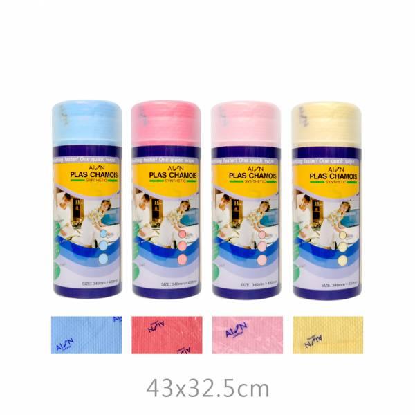 【AION】超吸水抹布鹿皮 43x32.5cm-4色 汽車百貨,吸水布,吸水巾,露營