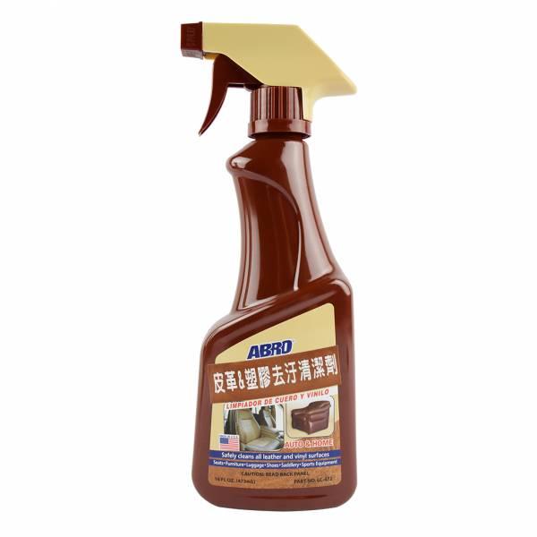 【ABRO】LC-472 汽車內裝皮革塑膠去污清潔劑 473 ML 皮革保養,皮革保護,汽車美容,洗車,汽車百貨,百貨批發