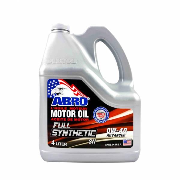 【ABRO】機油 FULL SYNTHETIC SN 0W-40(全合成) 機油,汽車保養,引擎保養,化工保養,汽車機油,汽車百貨,百貨批發