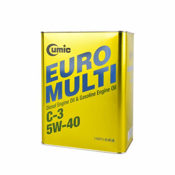 【Cumic】庫克機油 EURO MULTI C3 5W-40 機油,汽車保養,引擎保養,化工保養,汽車機油,汽車百貨,百貨批發