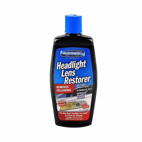 【BLUE MAGIC】BM-725 車用頭燈鏡面復原劑(236ml) 汽車鍍膜,鍍膜,大燈還原劑,汽車大燈,車頭燈,汽車美容,汽車美容,洗車用品,汽車百貨,百貨批發