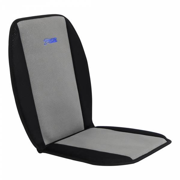 【POWER】SF-1026 竹炭極品座墊-灰 腰枕,靠墊,腰靠,靠腰,記憶海綿,百貨批發