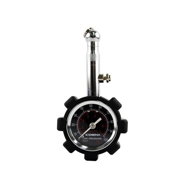 【COIDO】6075 風王胎壓計(競技版)黑 胎壓計,胎壓,胎壓偵測器,胎壓筆,胎壓檢測器,胎壓測量器,胎壓錶