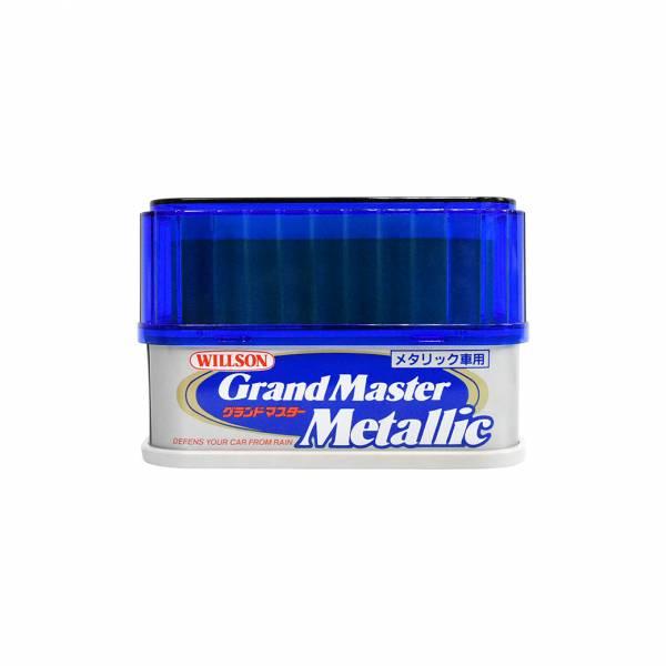【WILLSON】07046 GrandMaster騎士美容蠟 銀色車系用 汽車美容,汽車打蠟,打蠟,洗車