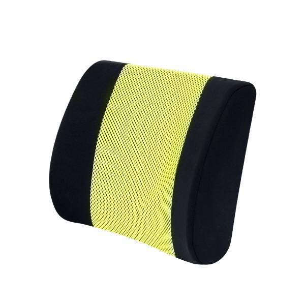 【POWER】PW-205-冰涼記憶海綿護腰墊-綠 腰枕,靠墊,腰靠,靠腰,記憶海綿,百貨批發