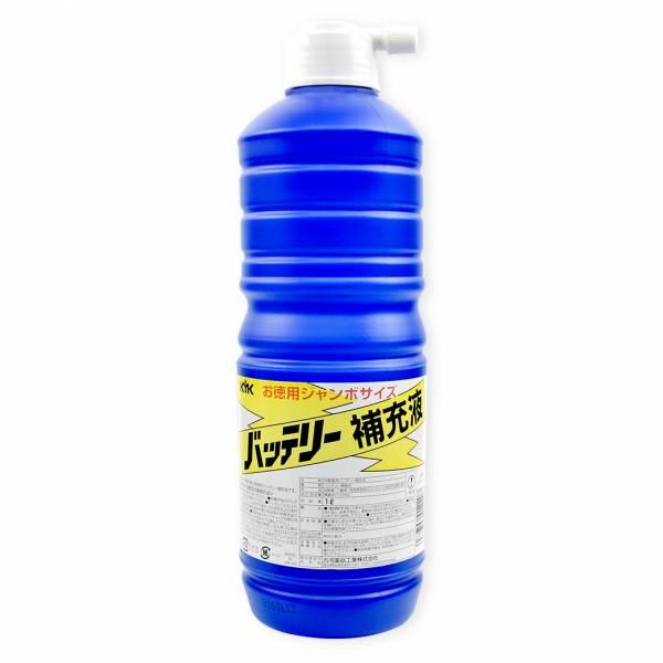 【KYK】古河 01-001 電瓶補充液-透明 1L 油精,汽車保養,引擎保養,化工保養,汽車機油,汽車百貨,百貨批發