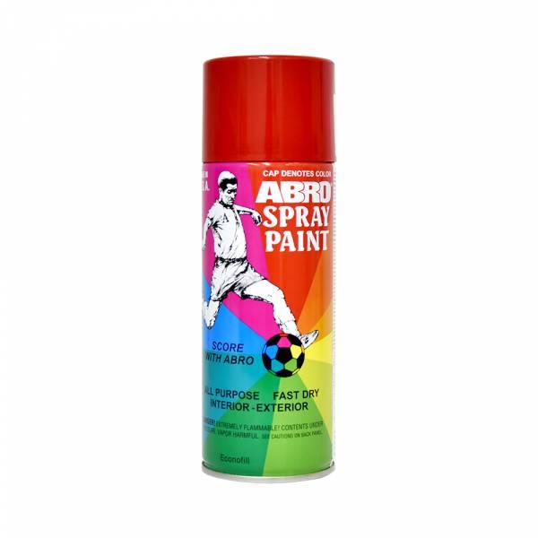 【ABRO】073 防鏽卡鉗噴漆-紅 卡鉗噴漆