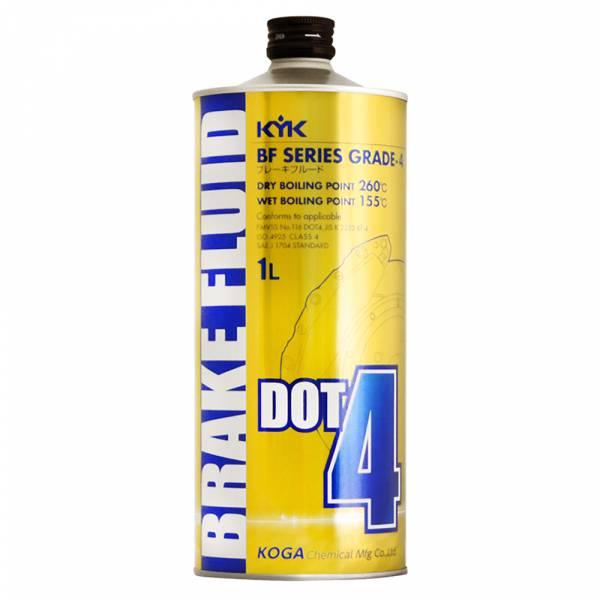 【KYK】58-110 DOT-4 賽車級煞車油 1L 【KYK】58-110 DOT-4 賽車級煞車油 1L
