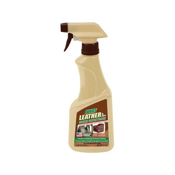【ABRO】LC-536 汽車內裝皮革塑膠保養乳腊(472ml) 皮革保養,皮革保護,汽車美容,洗車,汽車百貨,百貨批發