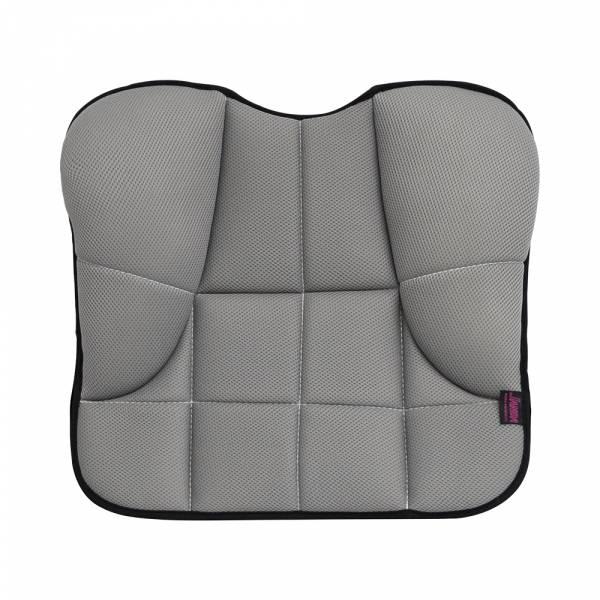 【POWER】PW-412 美臀透氣坐墊-灰色 座墊,方行座墊,透氣座墊,汽車座墊,百貨批發