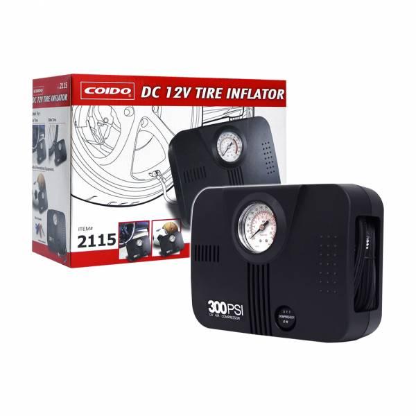 【COIDO】2115 風王牌精裝版打氣機 打氣機,電動打氣機,輪胎打氣,百貨批發
