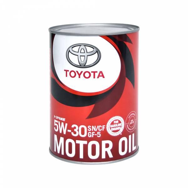 【TOYOTA】日本原廠用機油 SN CF 5W-30 GF5 1L 機油,汽車保養,引擎保養,化工保養,汽車機油,汽車百貨,百貨批發