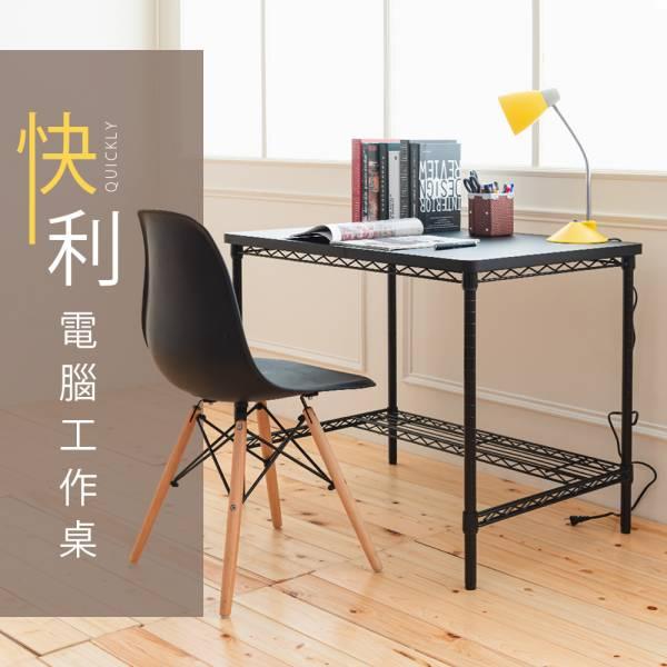 Quickly 快利電腦工作桌 工作桌,電腦桌,書桌,辦公桌,會議桌