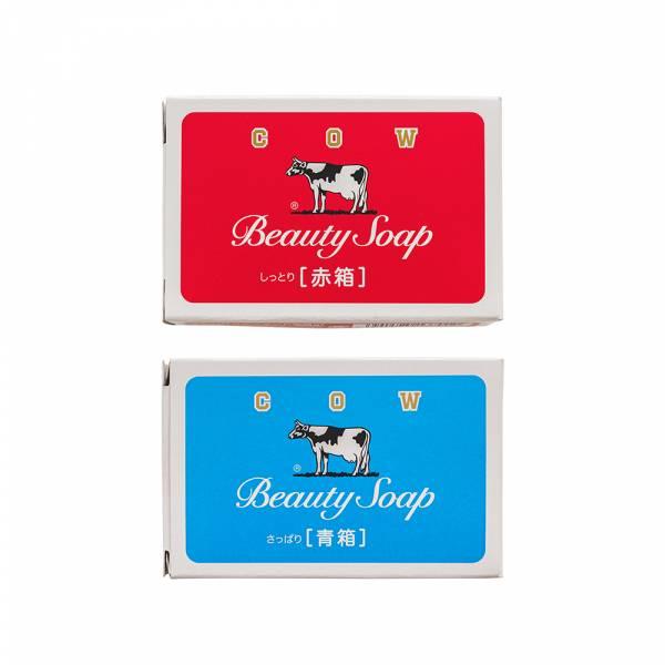 牛乳石鹼 香皂85g x10入 二款可選 身體清潔,肥皂,香皂,日本原裝,dayneeds